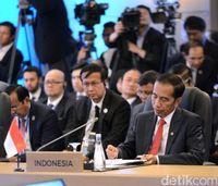 Di KTT ASEAN-RRC, Jokowi: Kita Ingin Laut China Selatan Stabil