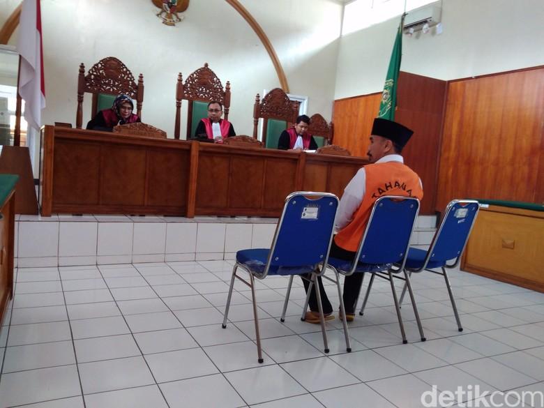 Wawan Jenderal NII di Garut Divonis 10 Tahun Penjara