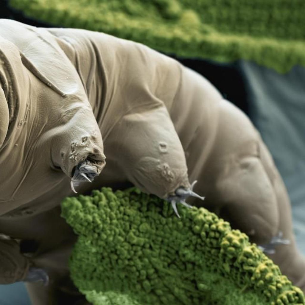 Ilmuwan Bingung Cara Memusnahkan Makhluk Terkuat Dunia