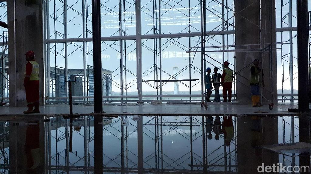 Yuk Tengok Perkembangan Terkini Proyek Bandara Kertajati