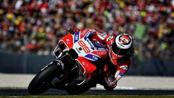 Ducati Tak Salahkan Lorenzo, tapi...