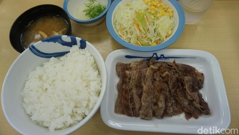 Kuliner enak dan murah di Jepang (Wahyu/detikTravel)