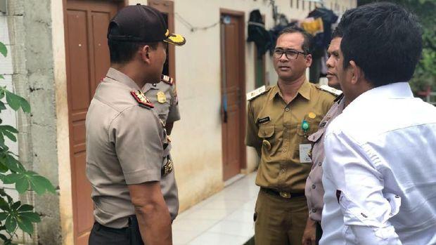 Kapolresta Tangerang AKBP Sabilul Alif  menegaskan pasangan ini tidak berbuat mesum.