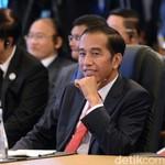 Harga Semen dan BBM di Papua Turun, Jokowi: Ini Namanya Keadilan