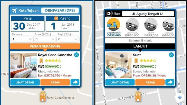 Aplikasi Jalan-jalan Ini Sodorkan Fitur ala Google Maps