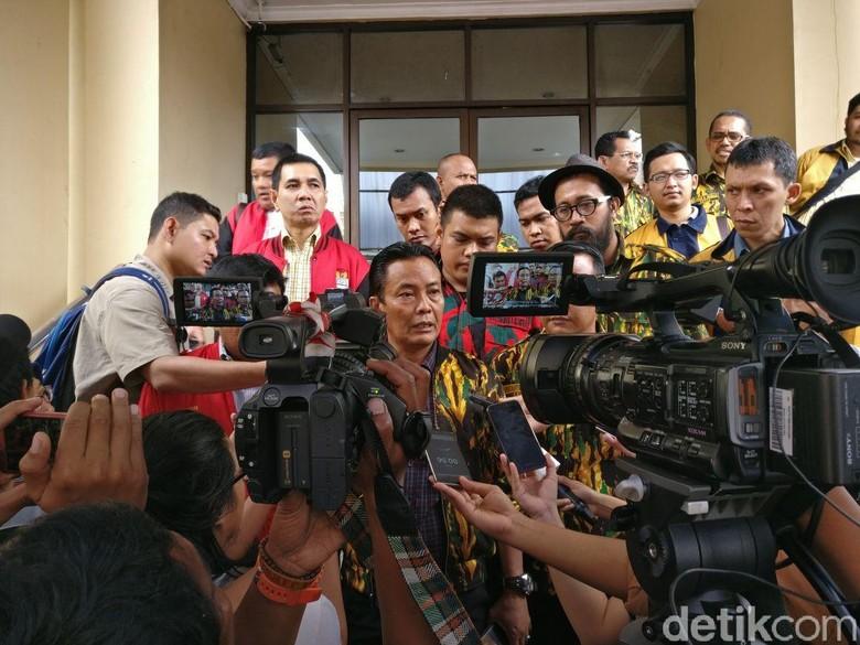 AMPG Datangi Mabes Polri, Dorong Penyidikan Kasus 2 Pimpinan KPK
