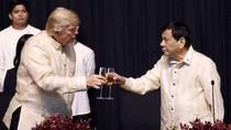 Demo Anti-AS Warnai Pertemuan Trump di Filipina