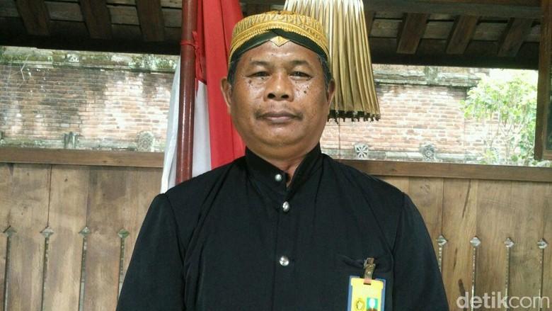 Ziarah di Kotagede, Prabowo Berdoa di Makam Panembahan Senopati
