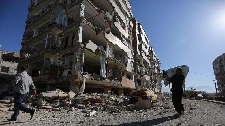 Bmkg Pantau Gempa Dahsyat Di Iran Ini Analisisnya