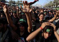 Muslim Syiah dari penjuru dunia berkumpul di Kerbala (Abdullah Dhiaa Al-deen/Reuters)
