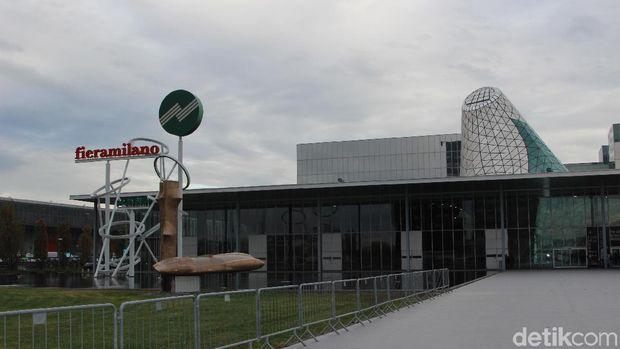 Gedung pameran Fiera Milano