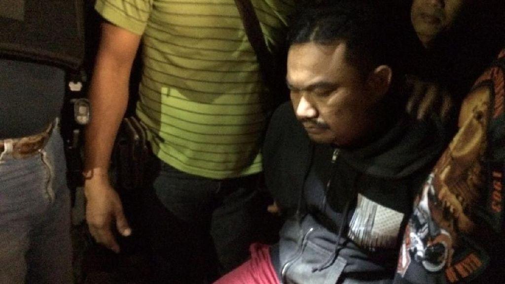 Wakil Ketua DPRD Bali Ditahan di Mako Brimob