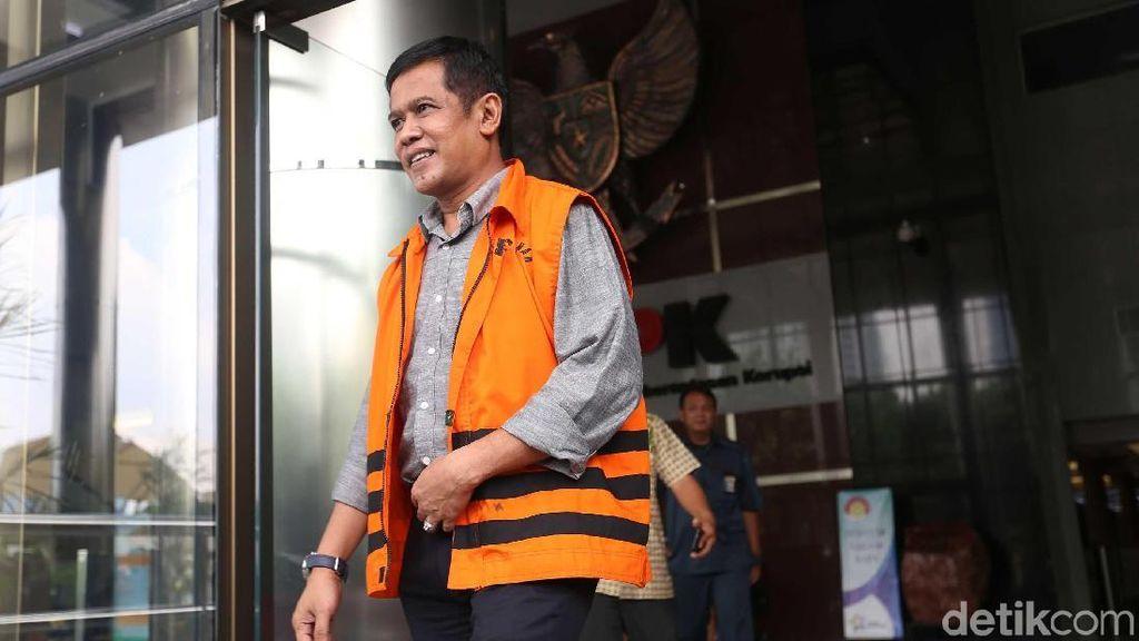 Puluhan Pejabat Nganjuk Diperiksa KPK di Madiun