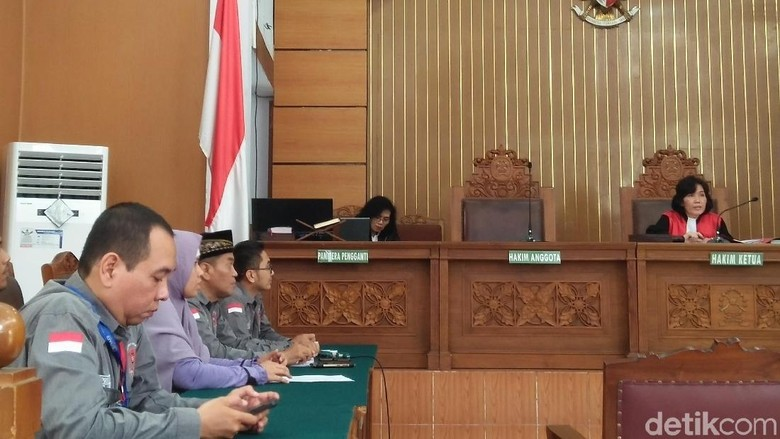 Polisi Minta Hakim Tolak Praperadilan Jonru
