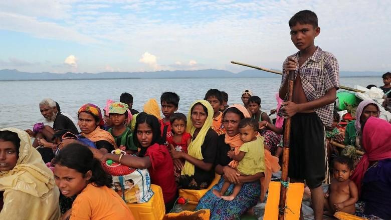 Ini Kata PBB Soal Pemerkosaan Wanita Rohingya oleh Tentara Myanmar