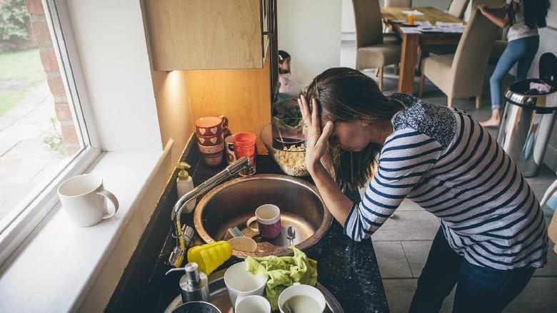 Ingin Sempurna dan Perkasa Sering Jadi Penyebab Ibu-ibu Stres (Foto: Thinkstock)
