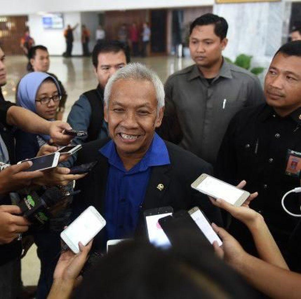 Jatah PDIP Buat Jumlah Pimpinan DPR Genap, Agus Hermanto: Tak Masalah