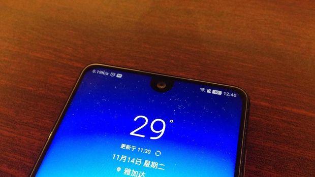 Sharp Hadirkan Aquos S2, 'iPhone X' Rp 5 Jutaan
