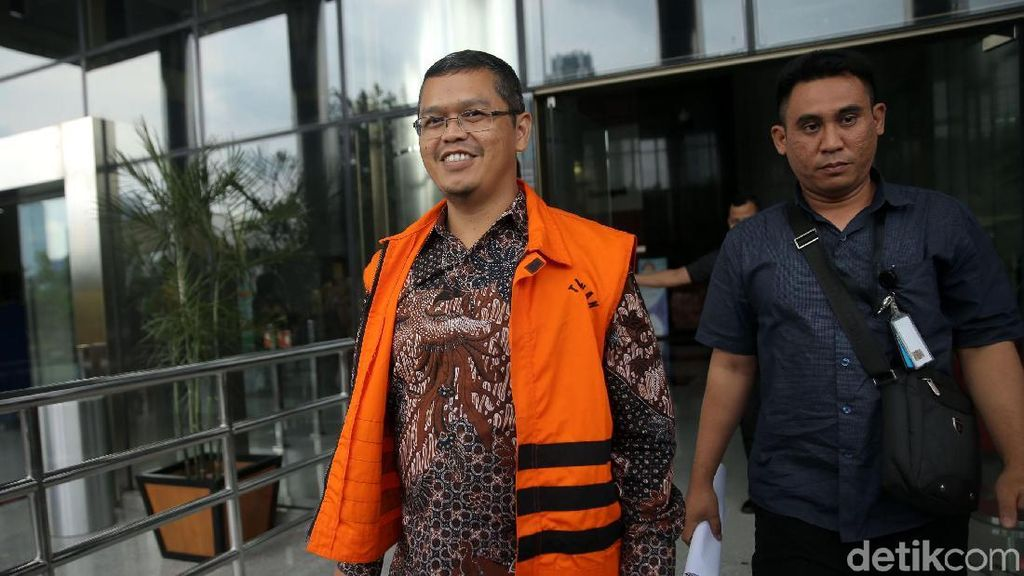Politikus PKS Yudi Widiana Didakwa Terima Suap Rp 11,1 Miliar