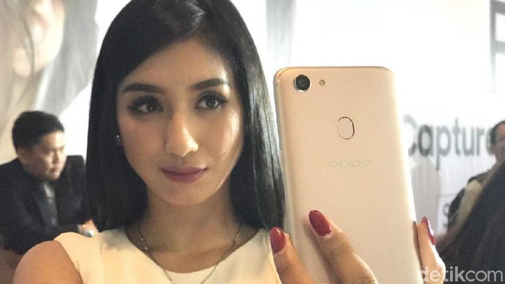 Oppo Berhasil Pepet Samsung Berkat F3