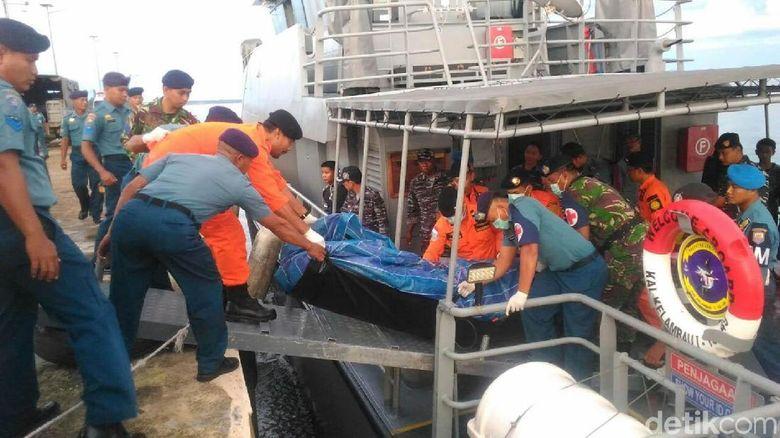 Nelayan Asal Pati, Korban Kapal Karam Dievakuasi ke Kalsel
