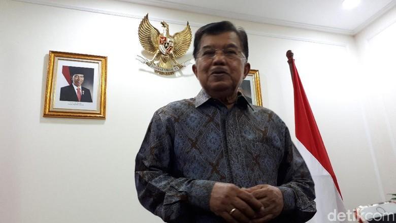 Tim Ahli JK Dukung Airlangga - Jakarta Tim Ahli Wapres Iskandar Mandji mengatakan Wakil Presiden Jusuf Kalla memberikan dukungan kepada Airlangga Hartarto untuk maju