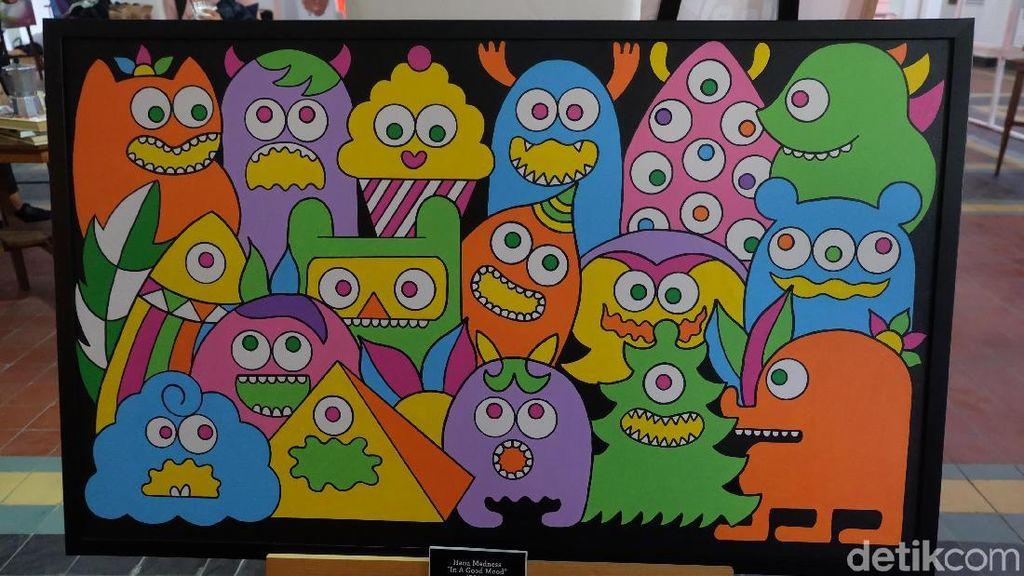 Arti Doodle Hana Madness yang Penuh Warna