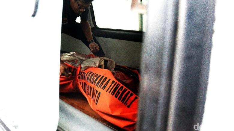 Di Sudut Terminal Kampung Rambutan ini Ditemukan Mayat dalam Bungkusan