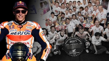 MotoGP 2017: Dominannya Honda