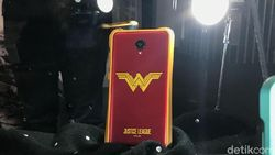 Haier Luncurkan Ponsel Edisi Khusus Justice League