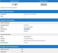 Galaxy S9+ Cuma Pakai RAM 4 GB?