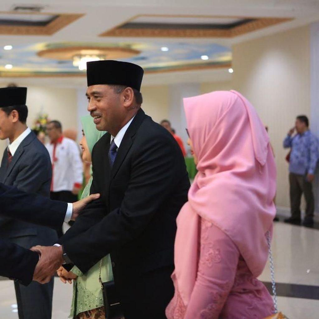Menpora Imam Lantik Mulyana Sebagai Deputi IV Peningkatan Prestasi Olahraga