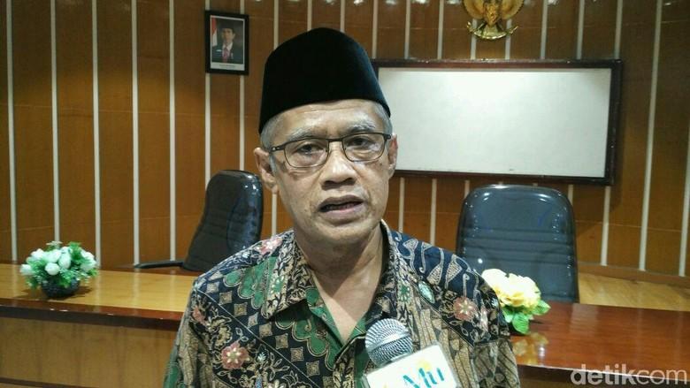 Pimpinan KPK Dipolisikan, Muhammadiyah Minta Presiden Turun Tangan
