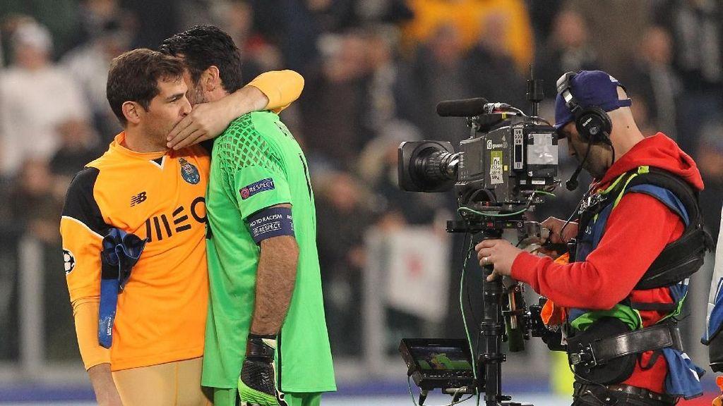 Dari Casillas Sahabatmu: Jangan Menangis, Buffon