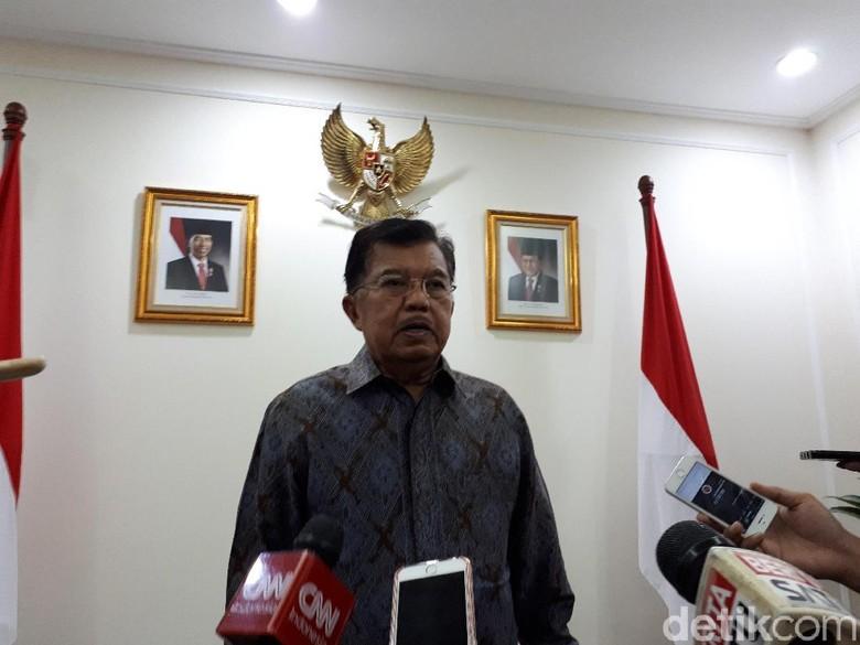 Soal Setya Istana JK Tekankan - Jakarta Pengacara Setya Fredrich menilai Wakil Presiden Jusuf Kalla sudah melakukan intervensi hukum terhadap kasus yang dihadapi Pihak