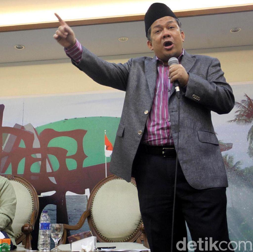 Fahri Sebut Novanto 2 Kali Ketemu Jokowi terkait Kasus e-KTP