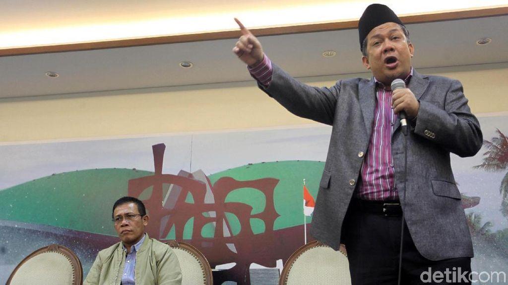 Fahri Hamzah Kembali Menang, PKS Tetap Dihukum Rp 30 Miliar