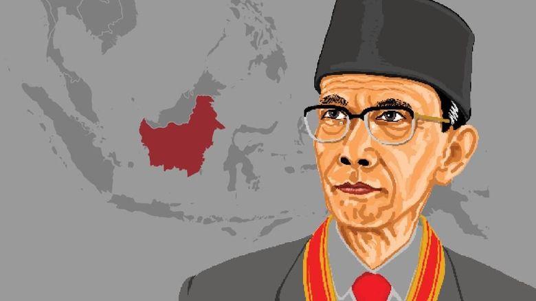 PM Noor, Bapak Bangsa Asal Kalimantan yang Terlupakan