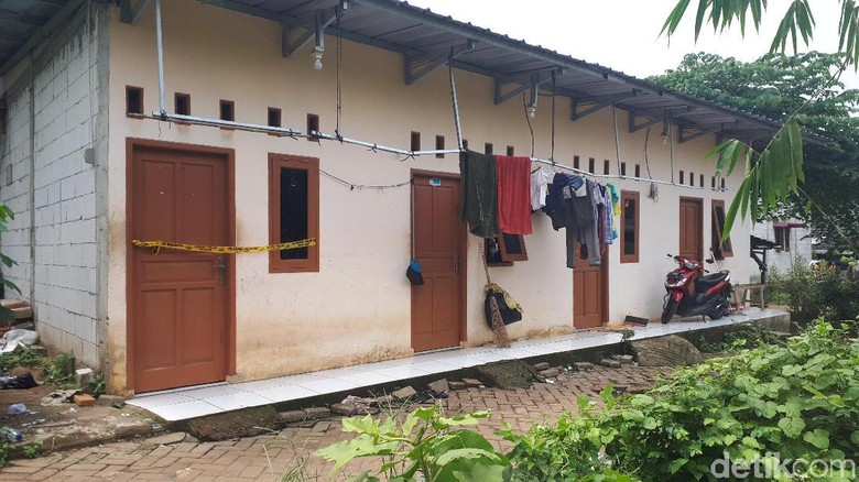 Di Kontrakan ini Pasangan di Tangerang Dianiaya dan Ditelanjangi