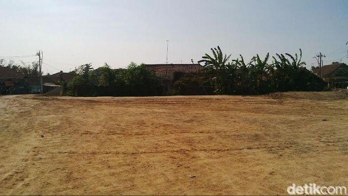 Ilustrasi Lahan Infrastruktur (Foto: dok. detik)