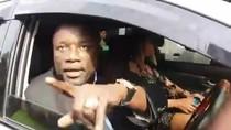 WNA yang Kabur Usai Serempetan Dekat Kokas Berasal dari Sierra Leone