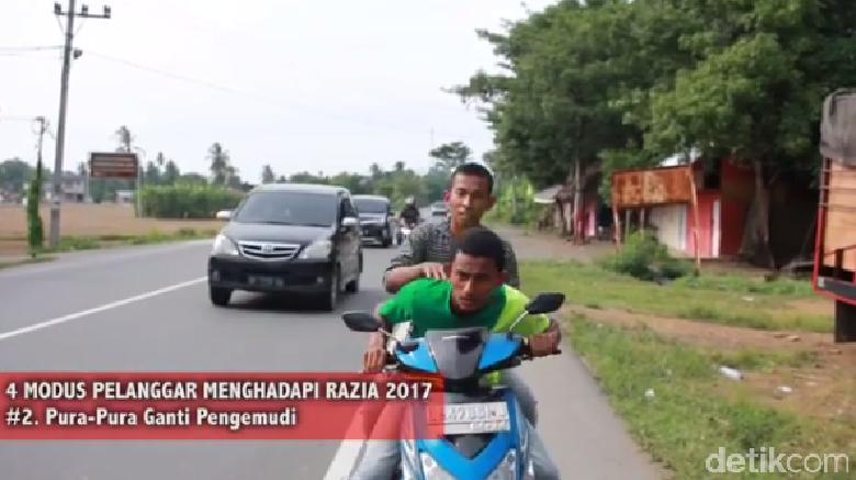 Bikin Parodi Lucu, Polantas Aceh Besar Dapat Penghargaan Kapolri