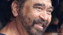 Paloh: Jokowi Tak Mudah Capek, Kata Orang Kampung Ora Ono Udele