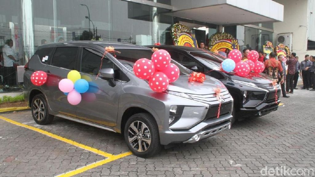 Tahun Depan Xpander Punya Harga Baru, Mitsubishi?