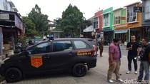 Polisi Olah TKP Kasus Mayat Terminal Kampung Rambutan, Pelaku Dibawa