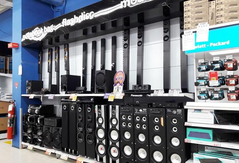 Meriahkan Ruang Keluarga dengan Promo Audio di Transmart Carrefour