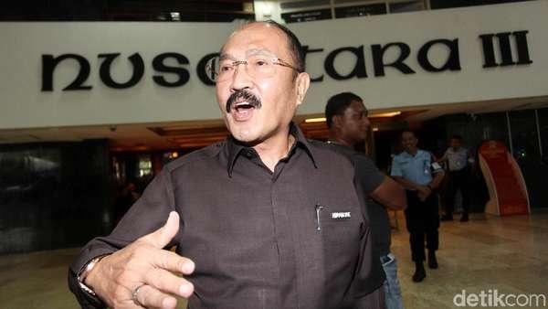 Fredrich: Novanto Tunjuk Sendiri 7 Pengurus Golkar Jadi Saksinya