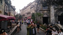 Turis Sotoy Kasih Tahu Info, Pemandu Wisatanya Didenda