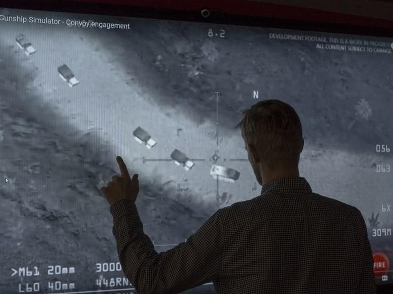 Rusia Rilis Foto Buktikan AS Dukung ISIS, Ternyata dari Video Game