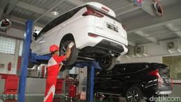 Mitsubishi: Biaya Servis Xpander Murah Kok